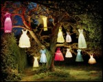 Tim Walker - The Dress Tree, Northumberland, England, 2002 - © Tim Walker