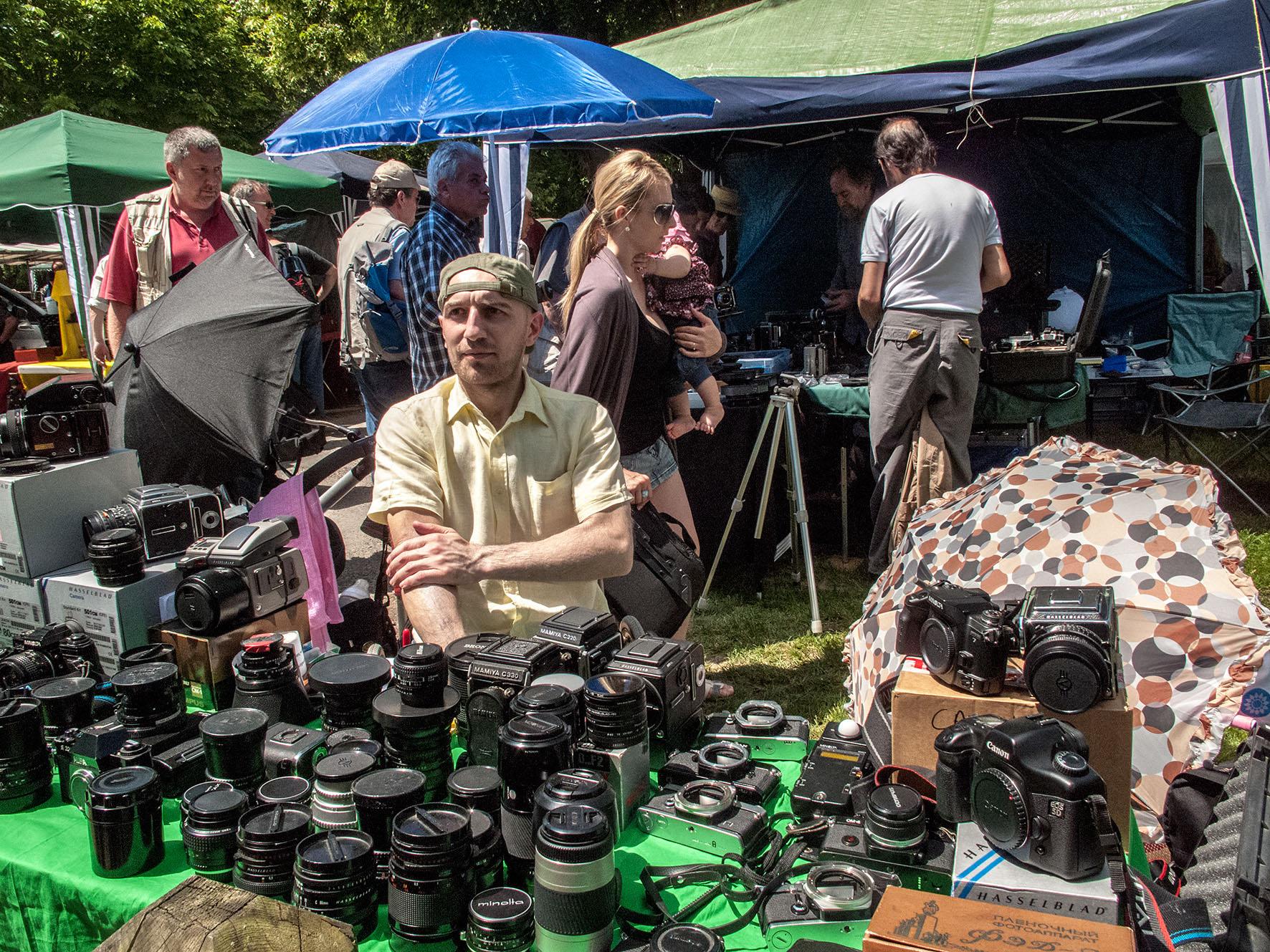 50th International Photo Fair at Bièvres © Bièvres Photo Fair