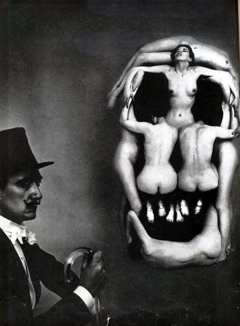"The Making of ""In Voluptas Mors"" - Salvador Dali & Philippe Halsman dali History"