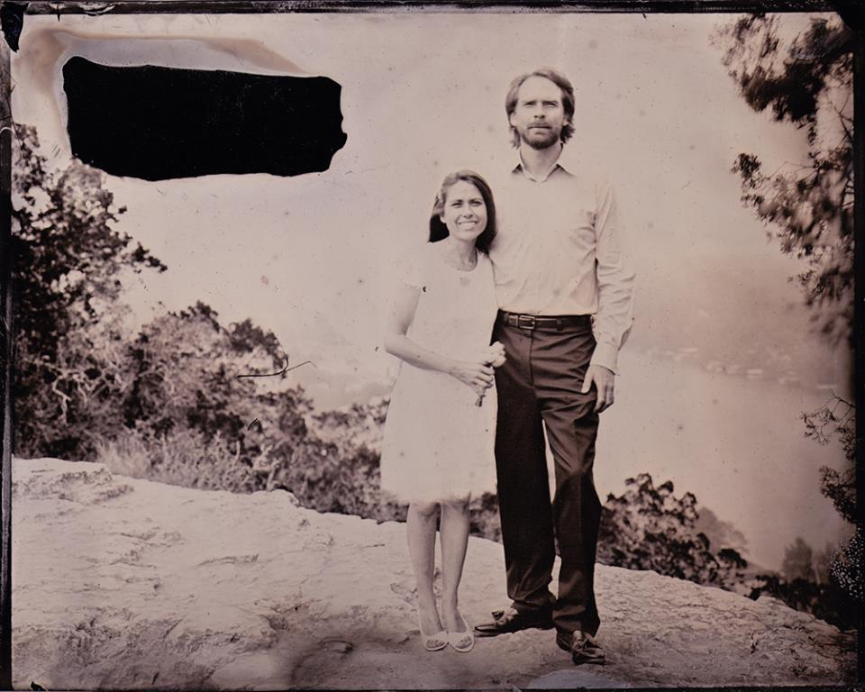 The First Wedding Wet Plate Lumiere Tintype Trailer © Lumiere Tintype