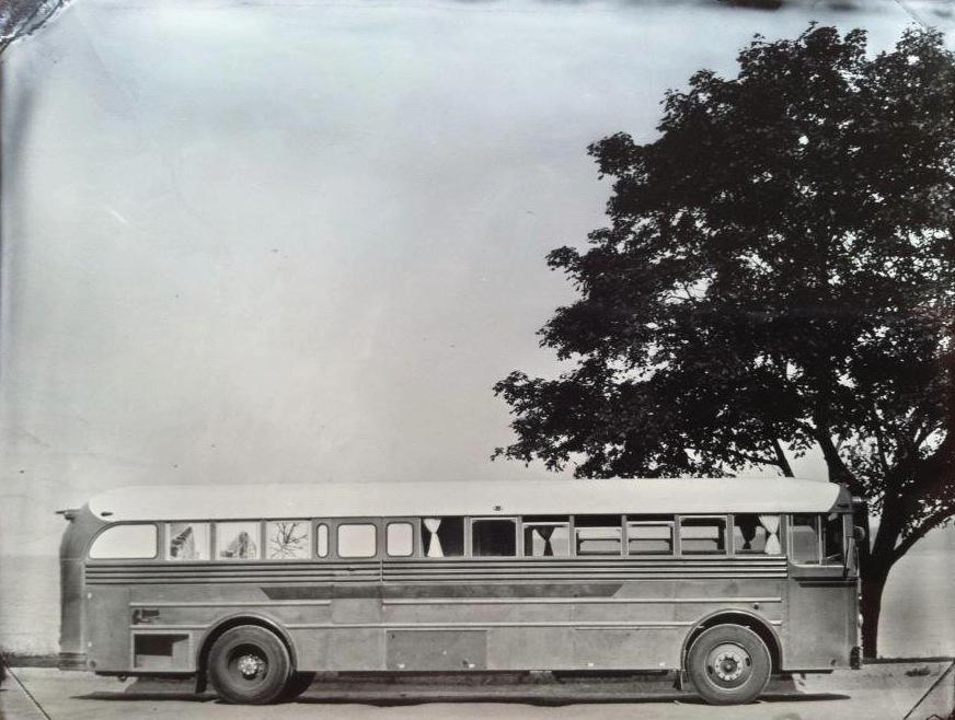 Anton Orlov - The Photo Palace Bus © Anton Orlov