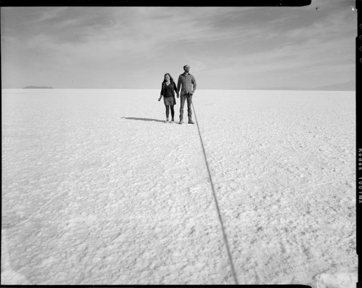 Clément Darrasse - Salar de Uyuni, Bolivie © Clément Darrasse