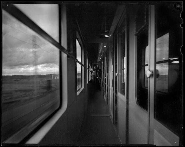Clément Darrasse - Train Corail © Clément Darrasse