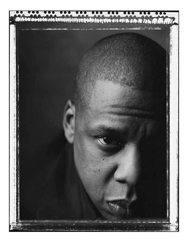 Mark Seliger - Jay Z Copyright © Mark Seliger/ Beetles + Huxley