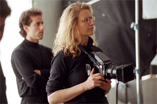 Film can be commercial too! -Yéssica Klein Annie-Leibovitz Photographers