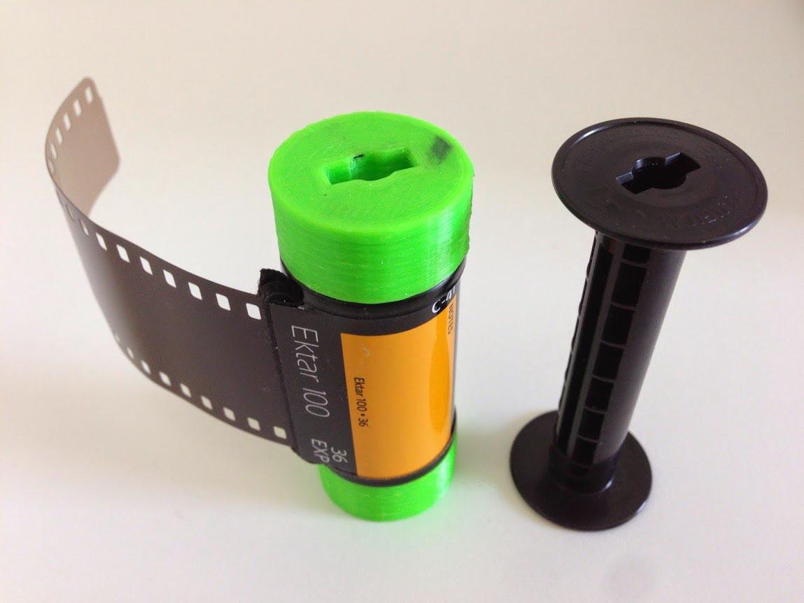 120 film spool – CamerHack