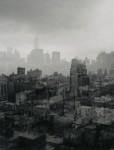 New York Polaroid 250 © Kristian O. Gundersen