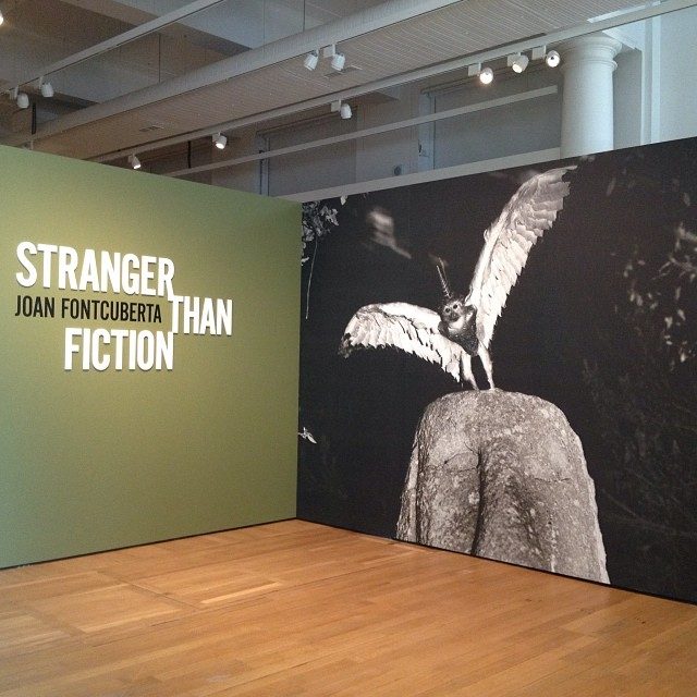 Stranger Than Fiction: Joan Fontcuberta at the Media Space, Science Museum opens tomorrow! 'Photography is a tool to negotiate our idea of reality'. This is Definitely a must see #Filmsnotdead #StrangerThanFiction