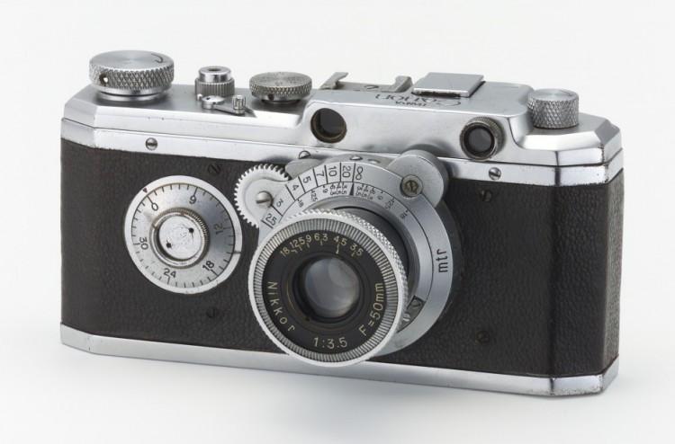The Hansa Canon 1936 © Canon