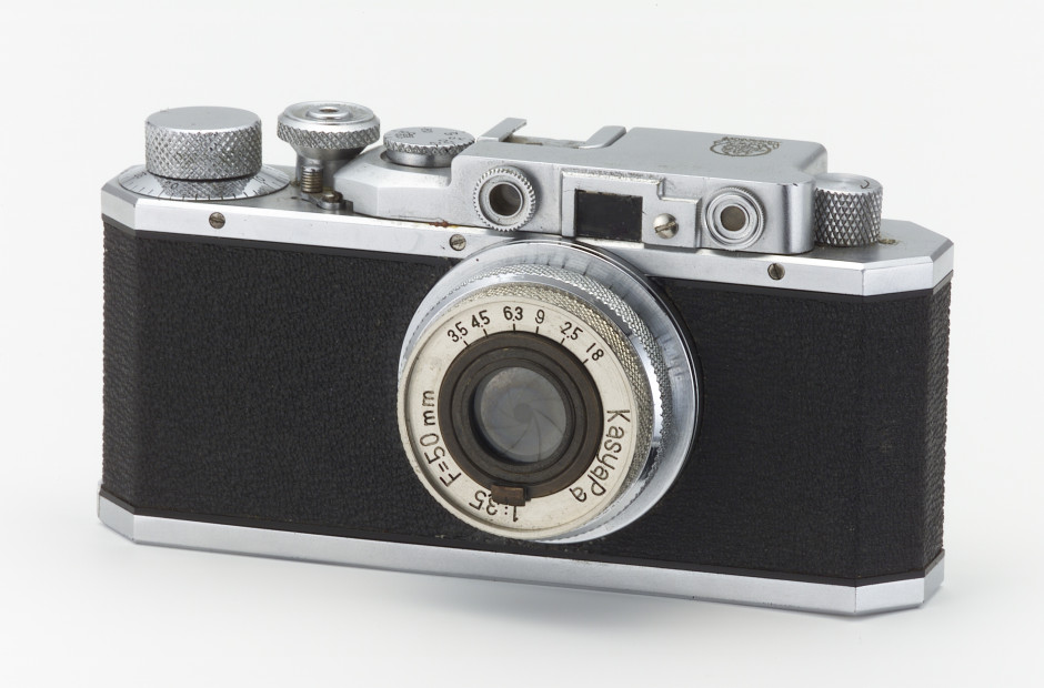 The Kwanon 1934 © Canon
