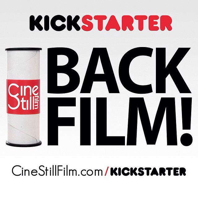 There's only 34 days to go on the Cinestill Film Kickstarter campaign make sure you pledge to help @cinestillfilm make a new medium format film! #Filmsnotdead #Cinestill www.kickstarter.com/projects/cinestill/cinestill-medium-format-film