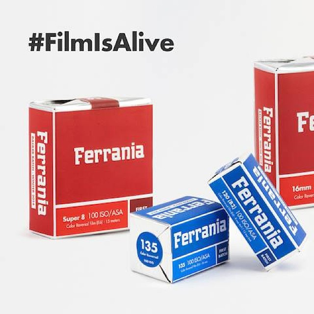 100 more years of Analogue Film - FILM Ferrania have launched a kickstarter Campaign to help bring the beloved Italian Film company back to life and they need our help to do it!!! http://www.filmsnotdead.com/2014/10/01/100-more-years-of-analogue-film-film-ferrania/ #Filmsnotdead #Filmferrania #FilmIsAlive