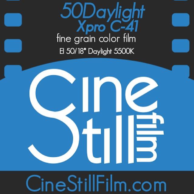 New to the @cinestillfilm family, CineStill 50Daylight! #Filmsnotdead #Film http://www.filmsnotdead.com/2014/10/27/introducing-cinestill-50daylight-fine-grain-colour-negative-film/