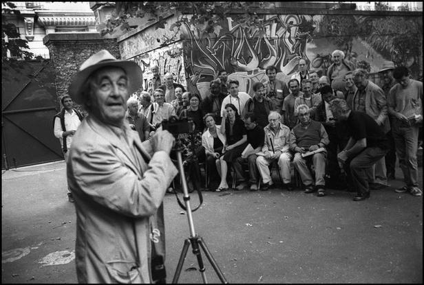 René Burri © Magnum Photos