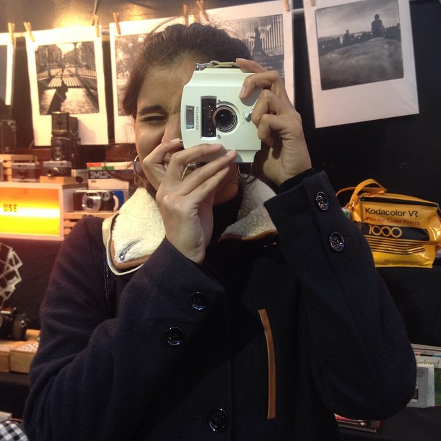 It's so lovely when people come back to our stall using their camera they brought! #Filmsnotdead #Olympus @TheExPat