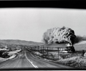 'Wyoming, USA, 1954' © Elliot Erwitt/ ATLAS Gallery