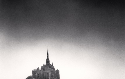 Mont St. Michel, France, 1991