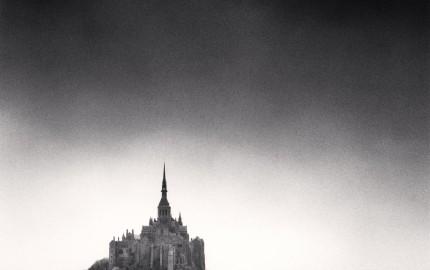 Mont St. Michel, France, 1991