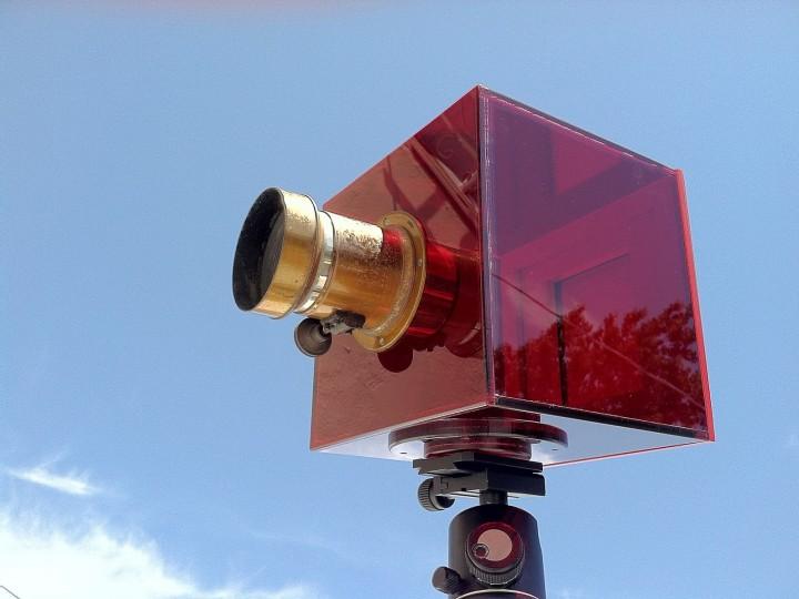 CLERA – The World's First Transparent Camera – Anton Orlov