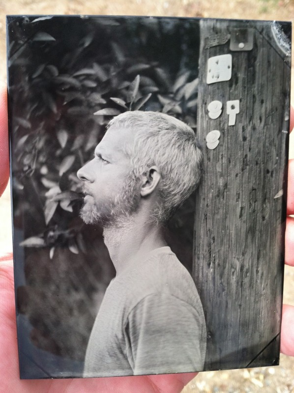 First Tintype from © Anton Orlov