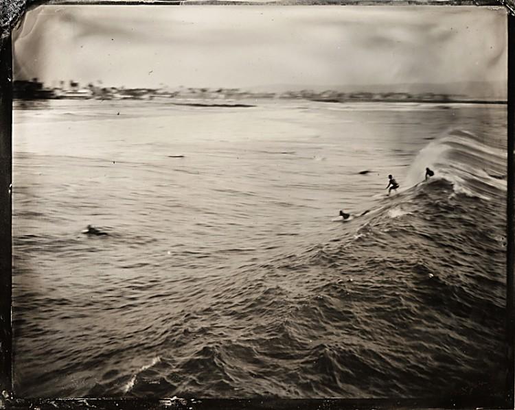 Anton Orlov Tintype Surf Plate