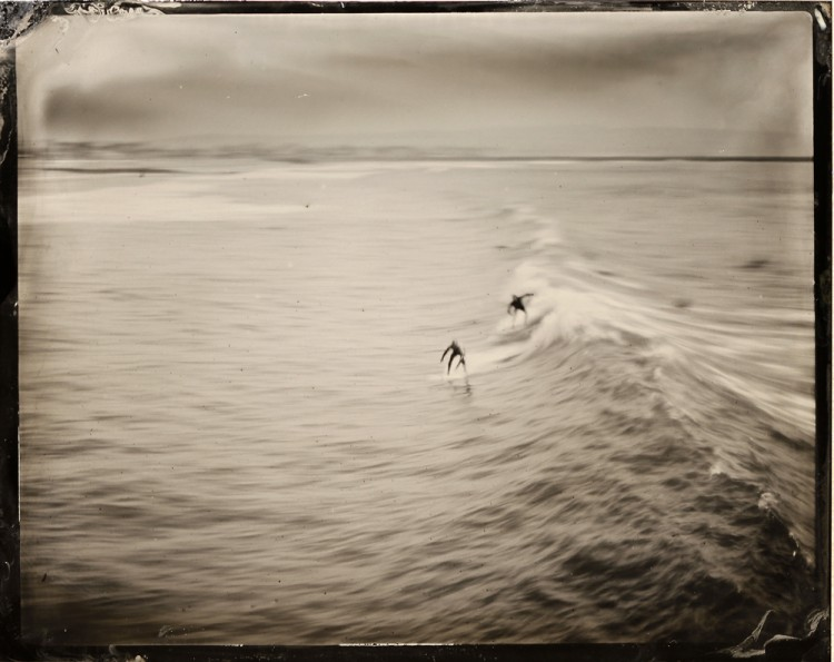 Anton Orlov Tintype Surfers Plate