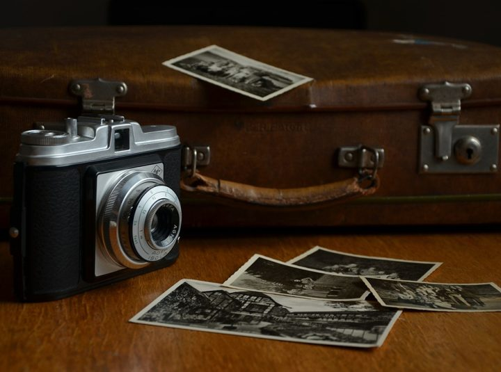 52 Photo Tips #15: Don't put film in hold luggage