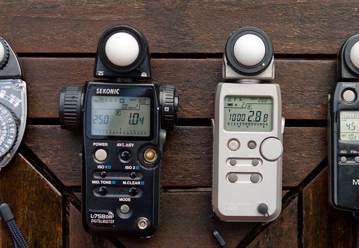 52 Photo Tips #18: Use a handheld light meter