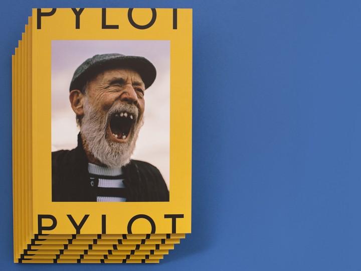 PYLOT: An all Analogue magazine