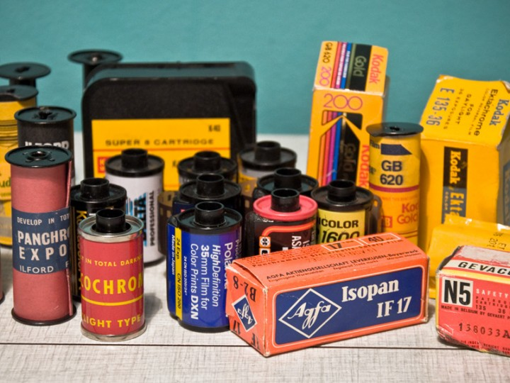 52 Photo Tips #24: Find a favourite film