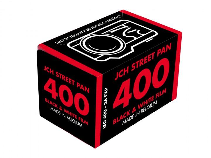 New Film – Japan Camera Hunter Branded film – StreetPan 400