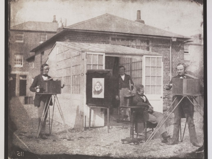 Fox Talbot: Dawn of the Photograph – Review