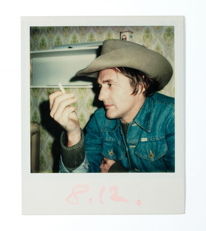 Instant Stories. Wim Wenders' Polaroids - The Photographers Gallery 07_-Press-Images-l-Wim-Wenders-l-Dennis-Hopper-copy-715x800 Exhibitions