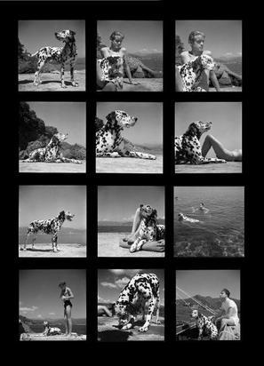 Magnum Contact Sheets Magnum Print Room Film S Not Dead