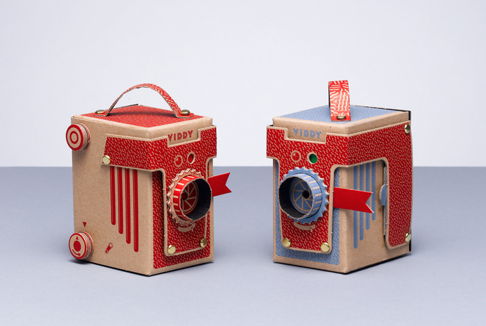 VIDDY Is The Worlds Cutest DIY Medium Format 35mm Pinhole Camera Its Fun Educational And Takes Less Than 30 Minutes To Make
